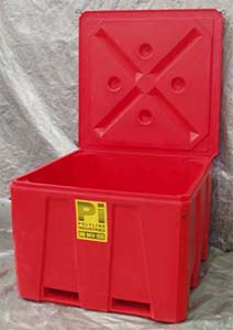 Poly ANFO Storage Box