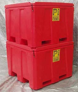 Poly ANFO Storage Box stacked