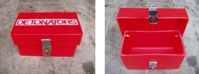 Small Detonator storage box