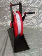 PVDF hose reel