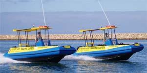 Custom Built Patrol Vessel PolyRib 6200