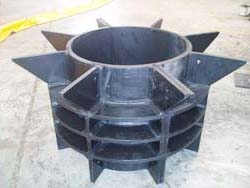 Oil Rig Conductor Clamps