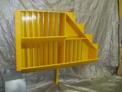 Storage for Fire Hose Reels