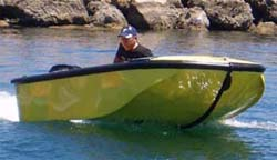 Poly Tuff Punt Dinghy 3.5m